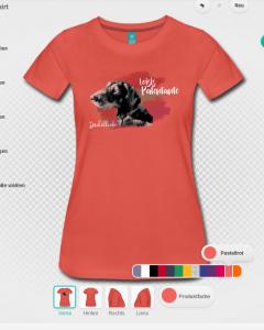 Dackelliebe Online Shop T-Shirt