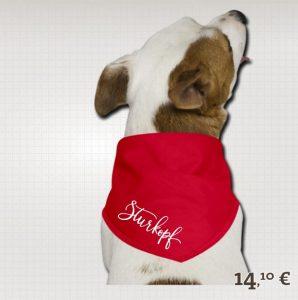 Dackelliebe Online-Shop Halstuch