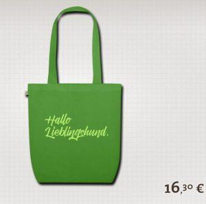 Dackelliebe Online-Shop Jutebeutel