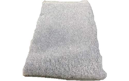 Vetbed -/ Drybed I Grau I 75 x 100 cm